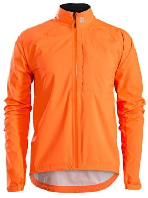 Bontrager Circuit Stormshell Jacket Unisex Blaze Orange
